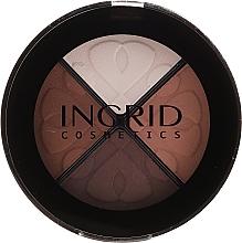Parfüm, Parfüméria, kozmetikum Szemhéjfesték - Ingrid Cosmetics Smoky Eyes Eye Shadows