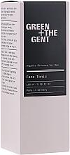 Parfüm, Parfüméria, kozmetikum Arctonik - Green + The Gent Face Tonic
