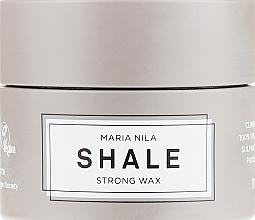 Parfüm, Parfüméria, kozmetikum Hajformázó wax rövid hajra - Maria Nila Shale Strong Wax