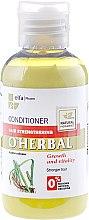 Parfüm, Parfüméria, kozmetikum Balzsam-kondicionáló hajerősítő calamus gyökér kivonattal - O'Herbal