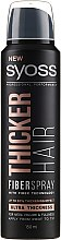 Parfüm, Parfüméria, kozmetikum Hajvastagító Fiber technológiás spray - Syoss Thicker Hair Spray