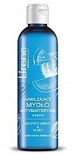 Parfüm, Parfüméria, kozmetikum Antibakteriális folyékony szappan - Lirene Arbuz&Aloes Liquid Soap