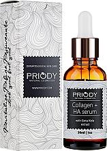 Parfüm, Parfüméria, kozmetikum Anti-age szérum az arcra - Priody Anti-Aging Collagen Serum