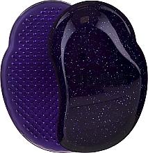 Parfüm, Parfüméria, kozmetikum Hajkefe - Tangle Teezer The Original Purple Glitter Hair Brush