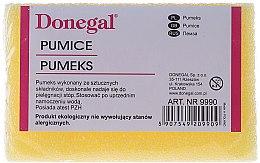 Parfüm, Parfüméria, kozmetikum Habkő sarokra, 9990, sárga - Donegal