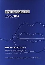 Parfüm, Parfüméria, kozmetikum Hidrogél maszk ajakra - Infracyte Luscious Lips Anti-Aging Lip Treatment