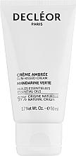 Parfüm, Parfüméria, kozmetikum Antioxidáns krém a bőr tónusáért és ragyogásáért - Decleor Aromessence Green Mandarin Sun-Kissed Glow Cream