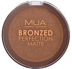 Parfüm, Parfüméria, kozmetikum Géles bronzer - MUA Bronzed Perfection