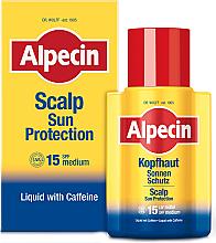 Parfüm, Parfüméria, kozmetikum Védő emulzió fejbőrre SPF 15 - Alpecin Scalp Sun Protection SPF15