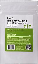 "Parfüm, Parfüméria, kozmetikum Arcmaszk ""Lifting"" - Lynia Lift & Revitalizing Peel-off Powder Mask"