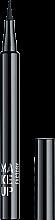 Parfüm, Parfüméria, kozmetikum Szemhéjtus - Make Up Factory Full Precision Liquid Liner