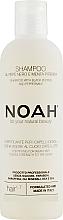 Parfüm, Parfüméria, kozmetikum Erősítő sampon fekete borssal és mentával - Noah