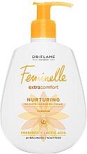 Parfüm, Parfüméria, kozmetikum Tápláló intimtisztító krém körömvirággal - Oriflame Feminelle Nurturing Intimate Cream