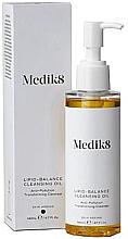 Parfüm, Parfüméria, kozmetikum Tisztító olaj, védelem a külső tényezők ellen - Medik8 Lipid-Balance Cleansing Oil