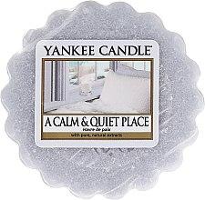 Parfüm, Parfüméria, kozmetikum Aroma viasz - Yankee Candle Calm & Quiet Place Wax Melts