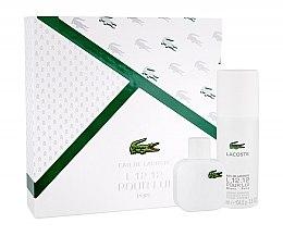 Parfüm, Parfüméria, kozmetikum Lacoste Eau De L.12.12 Blanc - Készlet (edt/50ml + deo/150ml)