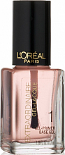 Parfüm, Parfüméria, kozmetikum Körömápoló primer - L'Oreal Paris Extraordinaire Gel-Lacque Gel Primer 1