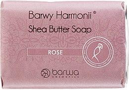 Parfüm, Parfüméria, kozmetikum Szappan rózsa és sheavaj kivonattal - Barwa Barwy Harmonii Rose Shea Butter Soap