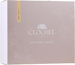 Parfüm, Parfüméria, kozmetikum Szett - Clochee (f/d/cr/50ml + f/n/cr/50ml + eye/cr/mask/15ml)
