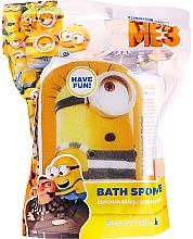 """Parfüm, Parfüméria, kozmetikum Gyerek fürdőszivacs """"Minions"""", Patrick, sárga-kék - Suavipiel Minnioins Bath Sponge"""