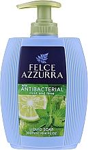 Parfüm, Parfüméria, kozmetikum Folyékony szappan - Felce Azzurra Antibacterico Mint & Lime