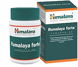 """Parfüm, Parfüméria, kozmetikum Étrend-kiegészítő """"Rumalaya"""" - Himalaya Herbals Rumalaya Forte"""