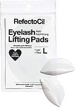 Parfüm, Parfüméria, kozmetikum Szilikon szempilla emelő párnák - RefectoCil Eyelash Lifting Pads L