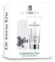 Parfüm, Parfüméria, kozmetikum Készlet - Dr Irena Eris Cleanology Face Cleansing Ritual (towel+gel/175ml)