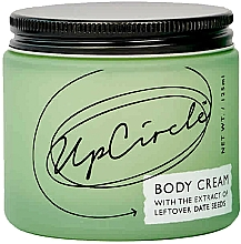 Parfüm, Parfüméria, kozmetikum Datolyamag testápoló krém - UpCircle Body Cream With Date