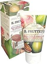 """Parfüm, Parfüméria, kozmetikum Arc és testkrém """"Füge és mandulatej"""" - Nesti Dante Il Frutteto Fig And Almond Milk"""
