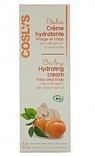 Parfüm, Parfüméria, kozmetikum Hidratáló krém gyermekeknek arcra és testre - Coslys Baby Care Baby Hydrating Creamwith Organic Apricot Oil