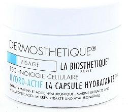 Parfüm, Parfüméria, kozmetikum Hidrolipid kapszula-gél vízhiányos bőrre - La Biosthetique Dermosthetique Hydro-Actif La Capsule Hydratante (Salon Size)