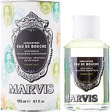 Parfüm, Parfüméria, kozmetikum Szájvíz - Marvis Concentrate Strong Mint Mouthwash