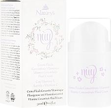 Parfüm, Parfüméria, kozmetikum Vitaminos folyékony arckrém - Bema Cosmetici Naturys Nuy Vitamin Concentrate Fluid Cream