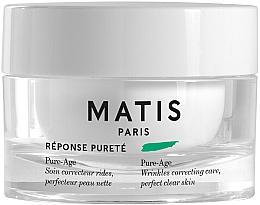 Parfüm, Parfüméria, kozmetikum Ránctalanító krém - Matis Reponse Purete Pure-Age
