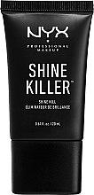Parfüm, Parfüméria, kozmetikum Mattító sminkbázis - NYX Professional Makeup Shine Killer