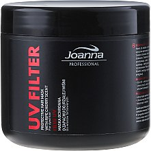 Parfüm, Parfüméria, kozmetikum Hajvédő maszk UV szűrővel - Joanna Professional Protective Hair Mask UV Filter