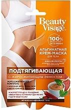 """Parfüm, Parfüméria, kozmetikum Alginát krém-maszk testre """"feszesítő"""" - Fito Kozmetikum Beauty Visage"""