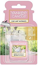 Parfüm, Parfüméria, kozmetikum Autóillatosító - Yankee Candle Car Jar Ultimate Sunny Daydream