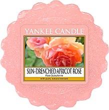 Parfüm, Parfüméria, kozmetikum Aroma viasz - Yankee Candle Sun-Drenched Apricot Rose