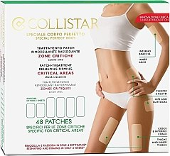 Parfüm, Parfüméria, kozmetikum Test tapasz - Collistar Speciale Corpo Perfetto Patch-Treatment Reshaping Firming Critical Areas