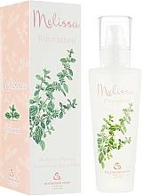 Parfüm, Parfüméria, kozmetikum Citromfű hidrolátum arcspray - Bulgarian Rose Aromatherapy Hydrolate Melissa Spray