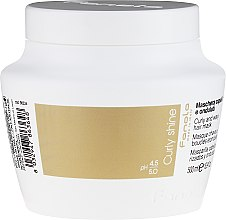 Parfüm, Parfüméria, kozmetikum Maszk göndör hajra - Fanola Curly and Wavy Hair Mask