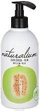 """Parfüm, Parfüméria, kozmetikum Tápláló testápoló """"Dinnye"""" - Naturalium Body Lotion Melon"""