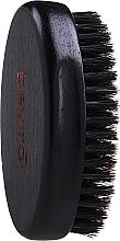 Parfüm, Parfüméria, kozmetikum Szakáll kefe - Beviro Pear Wood Beard Brush