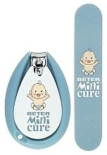 Parfüm, Parfüméria, kozmetikum Manikűr szett - Beter Baby Minicure Duo Kit Blue
