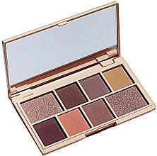Parfüm, Parfüméria, kozmetikum Szemhéjfesték paletta, 8 árnyalat - I Heart Revolution Mini Eyeshadow Palette