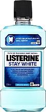 """Parfüm, Parfüméria, kozmetikum Szájvíz """"A fogak fehérsége"""" - Listerine Stay White"""