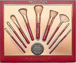 Parfüm, Parfüméria, kozmetikum Sminkecset készlet - Makeup Revolution Brush Collection