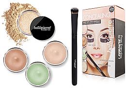 Parfüm, Parfüméria, kozmetikum Intenzív arckontúrozó készlet - Bellapierre Extreme Concealing Kit